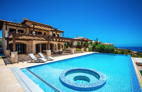 Aeneas grand villas, Κούκλια Κύπρου