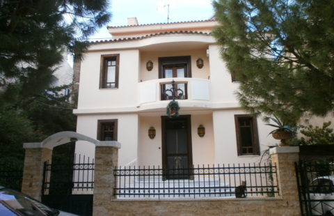 Detached house in Voula (SOLD)