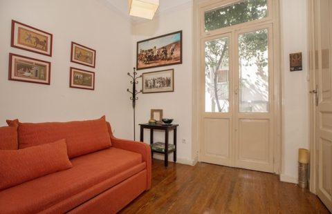 Apartment in Athens, Amerikis Sq.