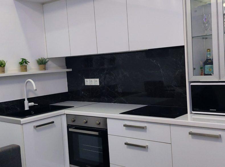 Studio-apartment of 40sq.m for sale