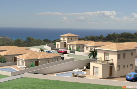 Pissouri Complex Project, Cyprus