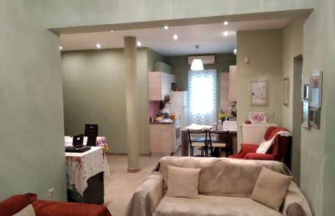 Fully renovated apartment 72sq.m