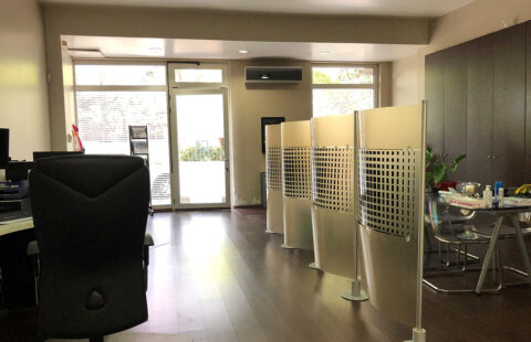 Renovated office for sale